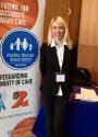 registration staff SECC, Scotland