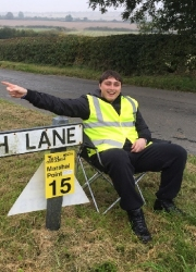 event marshals for hire in Scotland