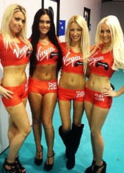 exhibition-staff-excel-secc-trade-booth-models-secc-scotland