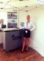promo girls & trade show staff for hire, Ingliston, Edinburgh