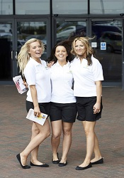 hire promo staff secc, glasgow