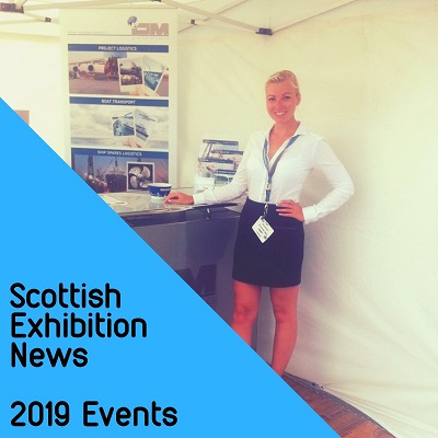 Scottish Exhibition News – 2019 Events