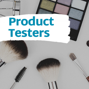 product testers Glasgow