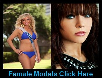 Scottish Female Models