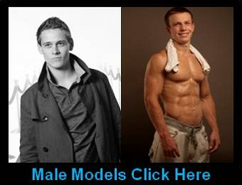Scottish Male Models